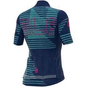 Alé Cycling PRR Horizon SS Jersey Women, azul/Turquesa